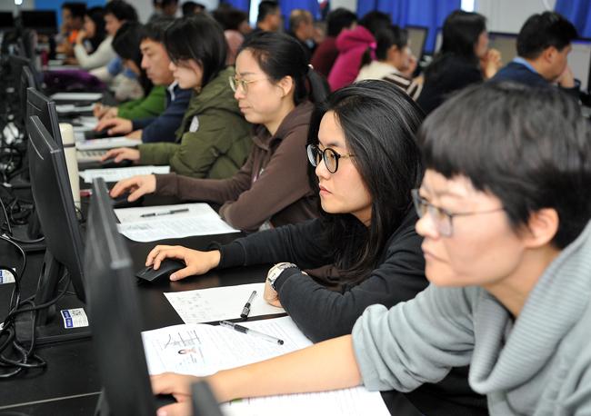 国家税务总局组织2019年度数字人事测试