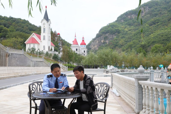 辽宁:税务帮扶助力文旅企业重拾活力